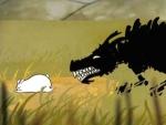 Millennium Campaign - 'Bunny Wolf'