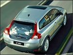 Volvo Lets People Rag on the C30 -- in Its Own Ads