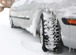 Walmart online snow-tire ad.