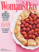 With its newest interactive experiment, Woman's Day invites readers to send in pictures from their mobile phones to get coupons and other promotions.