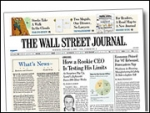 Why the New 'Wall Street Journal' Works