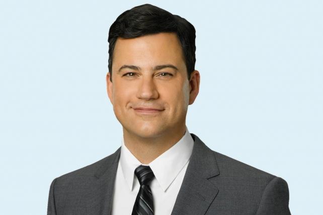 Jimmy Kimmel on Starting a Whole New Late-Night Shift