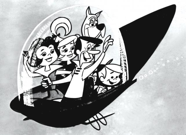The 18-to-49 demo and 'The Jetsons' share a vintage.
