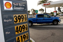 As Gas Prices Climb, Marketers Gird for Tumult at the Tank