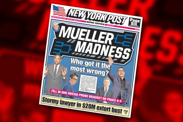 The New York Post vs. the (non-Murdoch) media, Google backs local news: Publisher's Brief