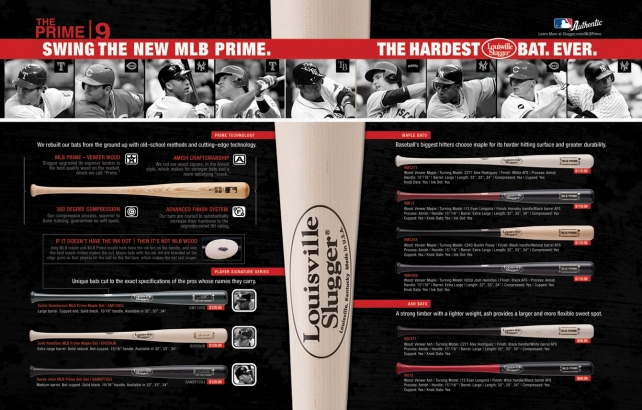 Inside Louisville Slugger's Game Plan to Beat Upstart Rivals, Score Young Players