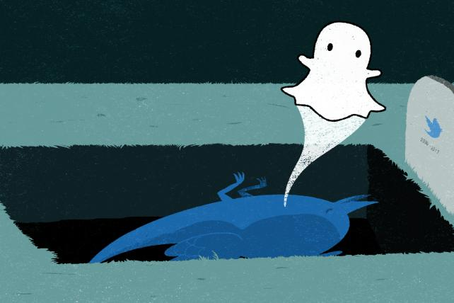 Why Snapchat Might Be the Next Twitter (Not in a Good Way)