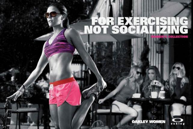 Oakley Taps Ad Agency Eleven for Brand Campaign