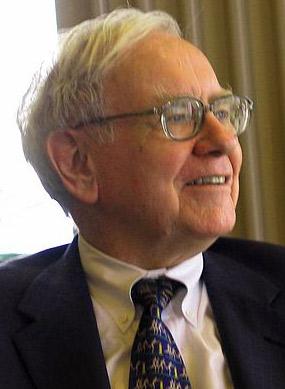 Warren Buffett, Unlikely Twitter Superstar (for a Day)