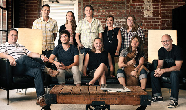 Small Agency of the Year, Gold: Baldwin&