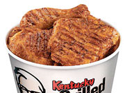Grilled Chicken a Kentucky Fried Fiasco