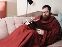 Marketing's New Red-Hot Seller: Humble Snuggie