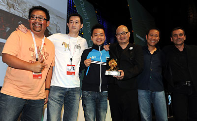 Underdogs Prevail at Cannes