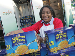 How Feeding America Became the Go-to Cause for Marketers