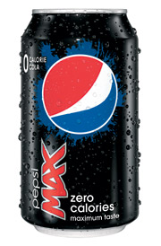 Pepsi Max Drops the Diet, Aims to Rekindle Cola War