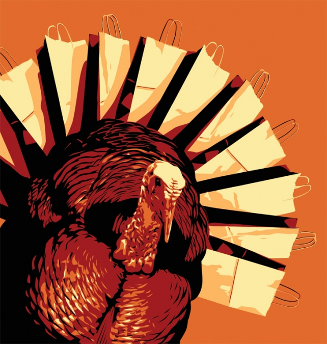 More Marketers Invite Themselves to Thanksgiving Dinner