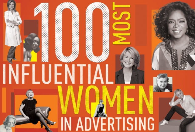 The Most Influential Women in Advertising