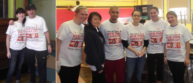 Mindshare Works to Beautify Bronx School