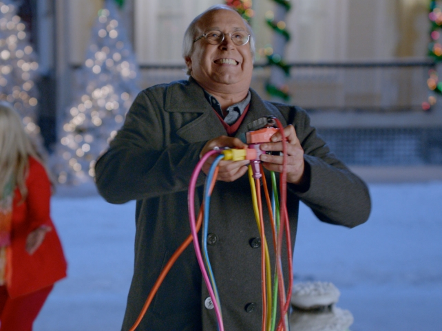 old navy taps the griswolds for holiday campaign cmo strategy ad age - Old Navy Christmas Commercial