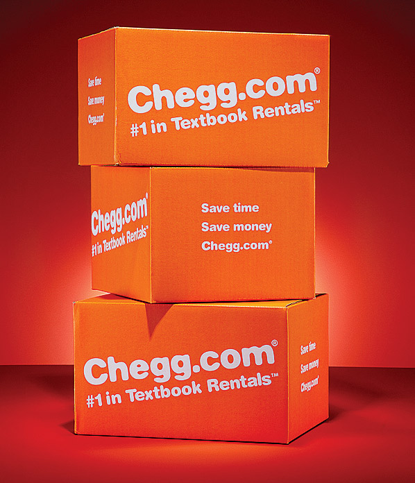 Chegg Expands from Textbook Rentals Into 'Social Education Platform'