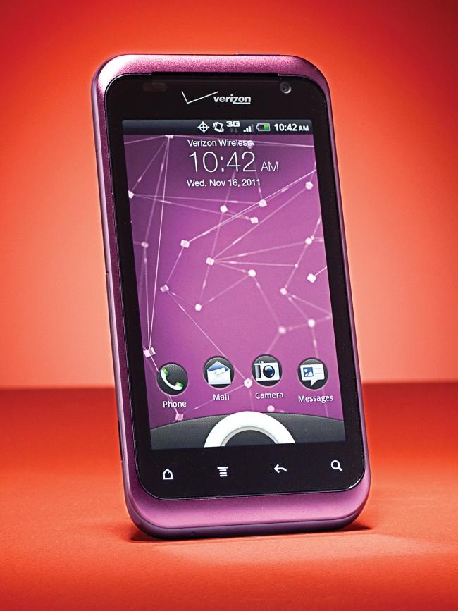 Once-Nameless HTC Tops U.S. Smartphone Market
