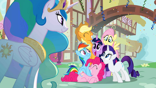 america s hottest brands my little pony the friendship is magic