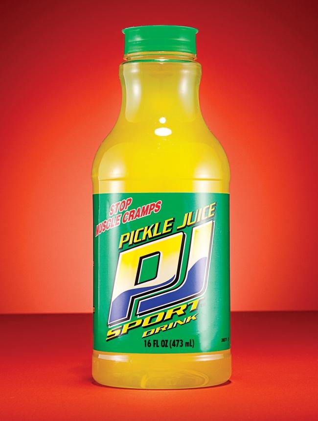 No Fancy Ingredients Here: Pickle Juice Is Latest Craze in Functional Drinks
