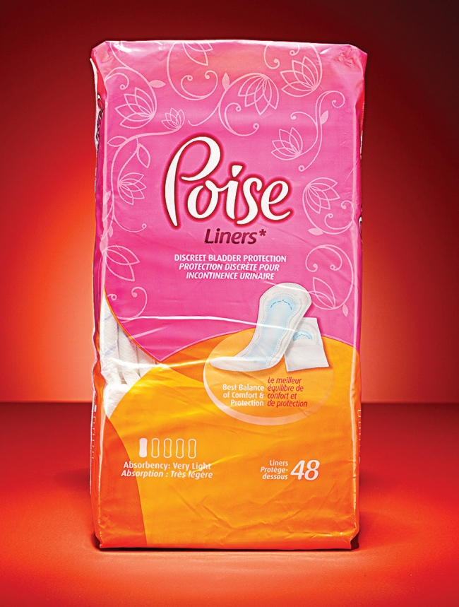 Poise Expands its Category as Well as Its Own Sales
