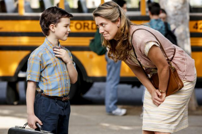 CBS's hit 'The Big Bang Theory' is getting a spinoff in 'Young Sheldon.'