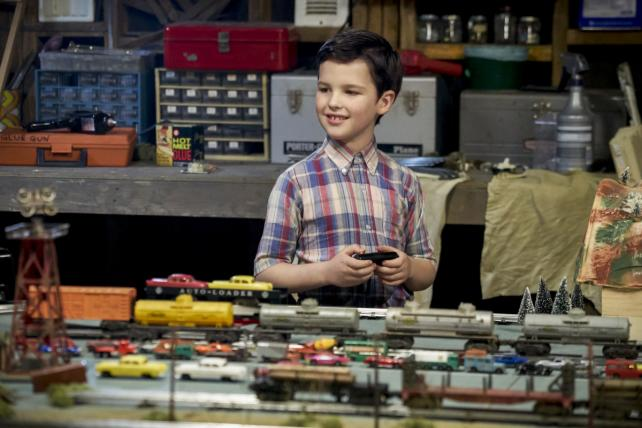 What's old is nerd again: 'Young Sheldon'