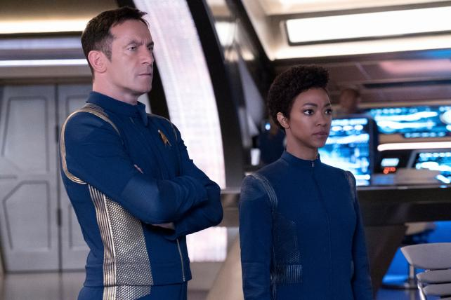 CBS streams 'Star Trek: Discovery' on its All Access service but doesn't broadcast it on TV.
