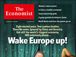 The Economist Is No. 4 on Ad Age's Magazine A-List