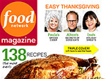 Food Network Magazine Is Ad Age's Magazine A-List Launch of the Year