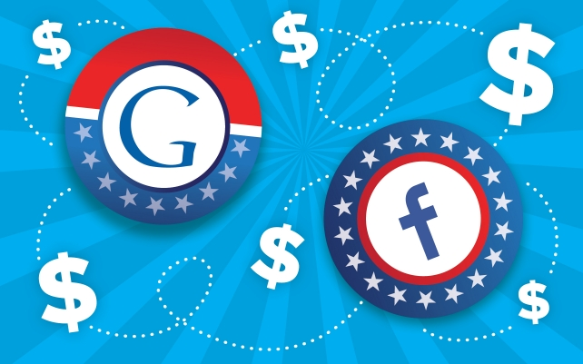 Election Embeds: Facebook, Google Got Cozy With Campaigns