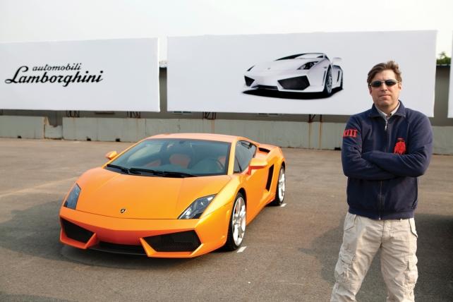 China Learns the 'Lamborghini Way'