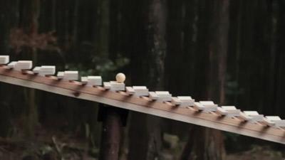 NTT DoCoMo: Xylophone -- Best of 2011 TV #6