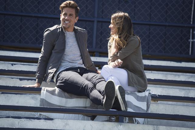 Jojo Fletcher and Jordan Rodgers on ABC's 'The Bachelorette,' one of summer's top broadcast shows.