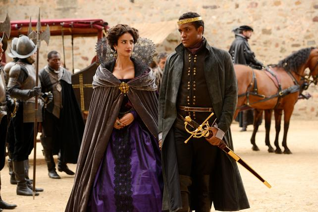 'Still Star-Crossed,' the newest show from Shonda Rhimes' production company, premiered on Monday night.