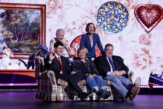 ABC presented its new lineup for the 2017-18 season presented to advertisers at Lincoln Center on Tuesday. It includes a revival of the classic sitcom 'Roseanne.'