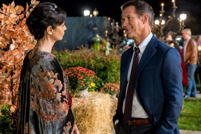 'Good Witch: Secrets of Grey House' on Hallmark Channel.