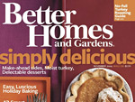 Better Homes and Gardens Is No. 2 on Ad Age's Magazine A-List
