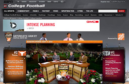 As College Football's TV Landscape Changes, Brands Still Find Marketing Opportunities