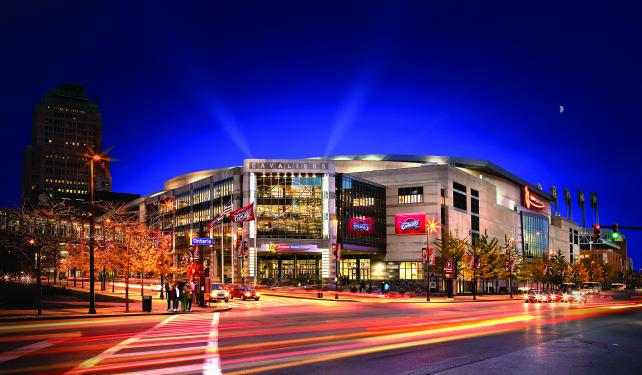 Cleveland's Quicken Loans Arena will host the RNC this summer.