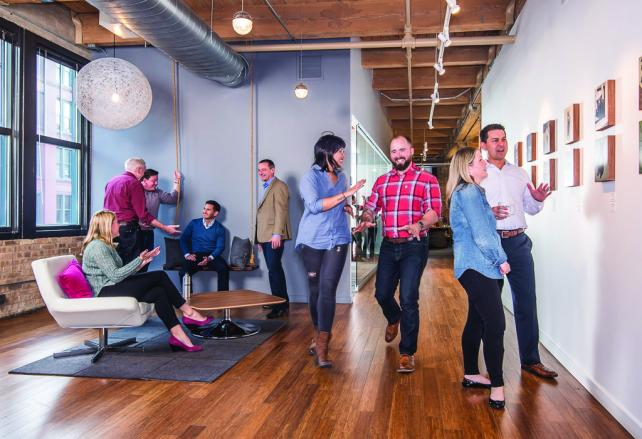 Ad Age's Best Places to Work 2014