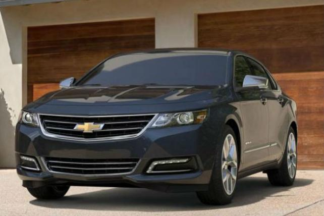 The 2014 Impala is part of the latest recall.