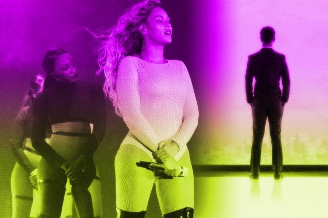 How Beyonce Classed Up 'Mommy Porn'