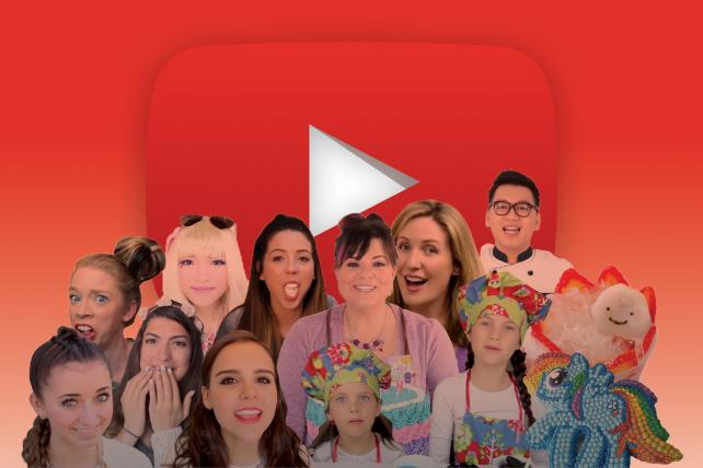 YouTube's stable of talent is what sets it apart from the ever-increasing number of video services.