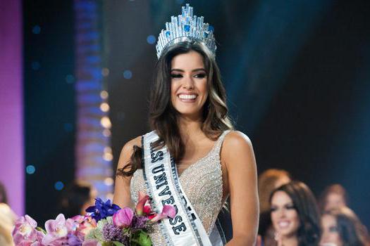 Paulina Vega is crowned Miss Universe 2014-2015.
