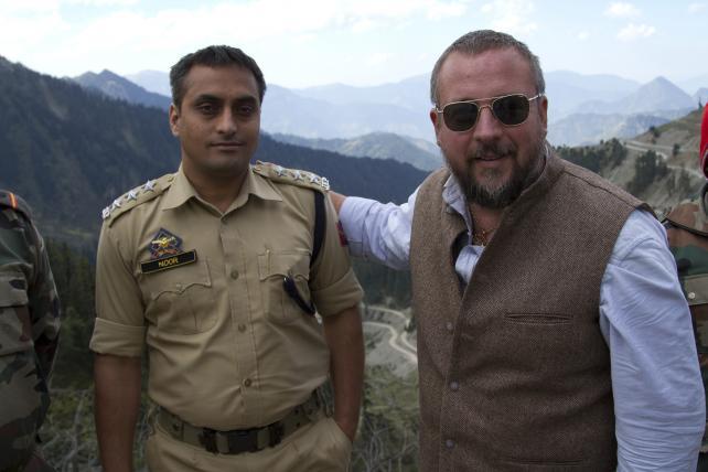 Vice CEO Shane Smith (right)