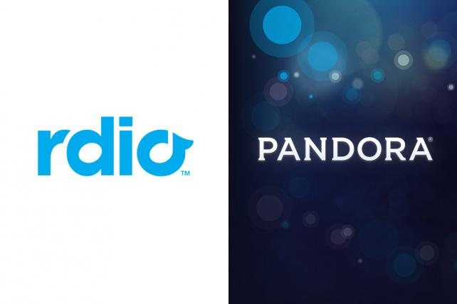 Pandora is acquiring key assets of Spotify rival Rdio for $75 million.